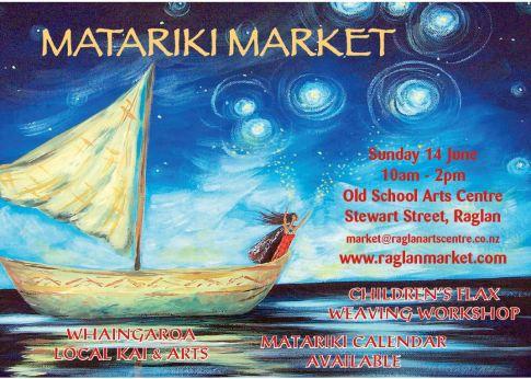 matariki market 2015